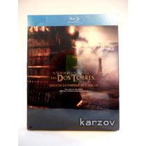 El Señor De Los Anillos Las Dos Torres, Blu-ray
