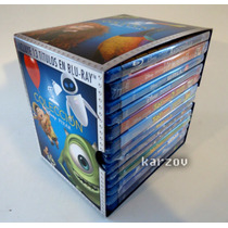 Coleccion Disney Pixar, 13 Peliculas Blu-ray, 29 Discos