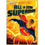 All-star Superman, Cine Animacion, Dc Comics, Dvd