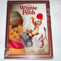 :: Winnie Pooh :: La Nueva Película :: Disney Dvd+ Cd Música