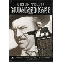 Ciudadano Kane, Orson Welles, Cine Clasico Culto Arte, Dvd
