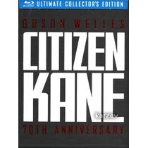 Ciudadano Kane, 70 Aniversario, Ultimate, Rko, Blu-ray