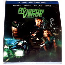 Blu-ray + Dvd El Avispón Verde / The Green Hornet (2011) Au1