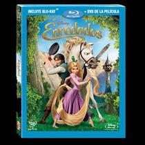 4 Princesas Disney En Blue Ray Valiente, Pocahontas