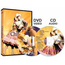 Chihuahua Sus Bailes Y Danzas 1 Dvd +1 Cd Audio + 1 E-book