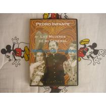 Las Mujeres De Mi General Dvd Pedro Infante Colección De Oro
