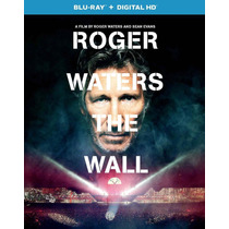 Roger Waters The Wall - Bluray Importado Usa Pink Floyd