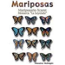 Mariposas Mariposario Xcaret Monarca La Leyenda Dvd