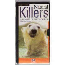 Documental Vhs Grandes Depredadores, El Oso Polar