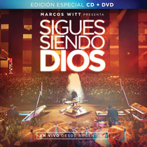 Sigues Siendo Dios En Vivo - Marcos Witt (bluray)
