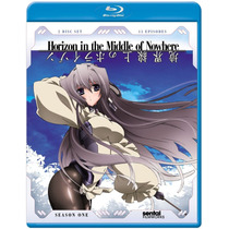 Horizon In The Middle Of Nowhere Blu Ray Tempo 1 & 2 - Anime