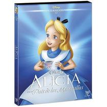 Pelicula Alicia En El Pais De Las Maravillas Disney Diamante