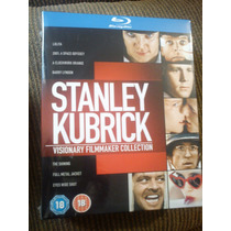 Stanley Kubrick Collection - Blu-ray Contiene 7 Films