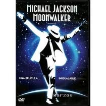 Moonwalker, Michael Jackson, Cine Musical Fantasia, Dvd