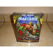 He-man And The Masters Of The Universe Dvd Volumen 1 +++
