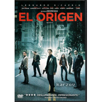 Inception, El Origen, Cine Ciencia Ficcion Culto, Dvd
