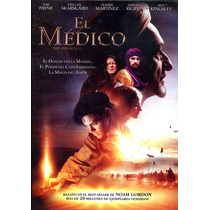 Dvd El Medico ( The Physician ) 2013 - Philip Stolzl / Tom P