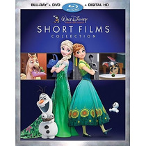 Walt Disney Short Films Collection Blu-ray + Dvd + Dig Hd