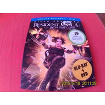 Pelicula En Blu Ray Resident Evil 4 La Resureccion
