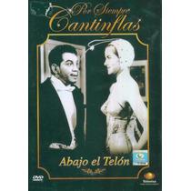 Abajo El Telon Colección Por Siempre Cantinflas En Dvd