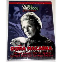 Dvd Doña Macabra (1972) Marga Lopez, Hector Suarez!! Mmu