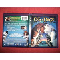 Cats & Dogs Perros Y Gatos Blu-ray Usa Dob Sub Mdisk