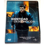 Dvd Identidad Desconocida / The Bourne Identity (2002) Mmu