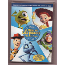 Video Juegos Y Diversión De Pixar (disney Dvd) Buzz Monster