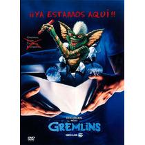 Gremlins Dvd Pelicula De Steven Spielberg - Warner