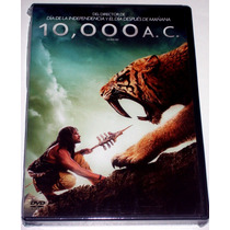 Dvd 10,000 Ac (2008) Del Director De Dia De La Independencia
