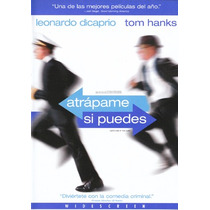 Dvd Atrapame Si Puedes ( Catch Me If You Can ) - Spielberg