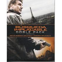 Busqueda Implacable 1 Y 2 La Coleccion Combo En Blu-ray