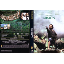Dvd Clasico La Mision The Mission Robert De Niro Tampico