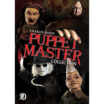 Puppet Master Collecion Completa Boxset , Pelicula Dvd