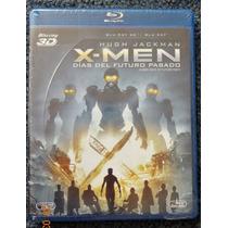 Blu-ray 3d X-men Days Of Future Past Bluray Xmen Dias Del Fu