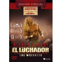 El Luchador The Wrestler Edicion Especial , Pelicula En Dvd
