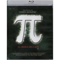 Pi. El Orden Del Caos Blu-ray