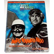 Dvd: Ando Volando Bajo (1959) Pedro Armendariz!! Sp0
