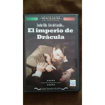 El Imperio De Dracula Erick Del Castillo, Y Lucha Villa