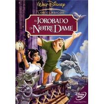 :: El Jorobado De Notredame :: Disney Dvd