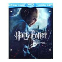 Blu-ray Harry Potter Las Reliquias 1 Nueva