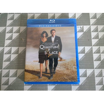 007 Quantum Of Solace Daniel Craig / Olga K. Bluray + Dvd