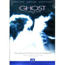 Dvd Ghost La Sombra Del Amor ( Ghost ) 1990 - Jerry Zucker