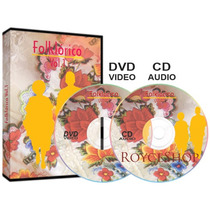 Folklórico Volumen Uno: 1 Dvd + 1 Cd Audio + 1 E-book
