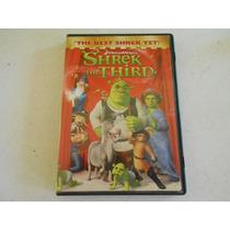 Pelicula Shrek 3 Original Producto De U.s.a