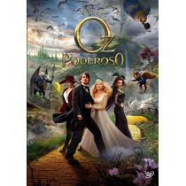 Oz El Poderoso Oz The Great And Pow Cine Aventura Disney Dvd
