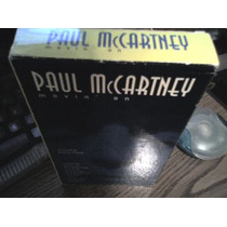 Video Documental Vhs Paul Mccartney Movin´on, Importado Vrn