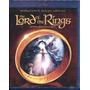 El Señor De Los Anillos, Pelicula Animada En Blu-ray