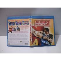 Alvin Y Las Ardillas 2 Blu - Ray Disc