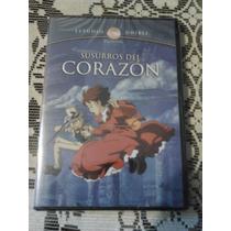 Susurros Del Corazon Estudio Ghibli Dvd Hayao Miyazaki